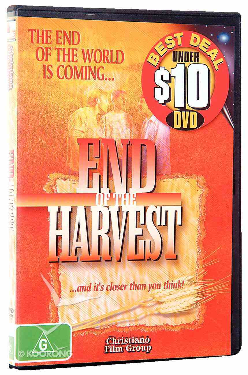 End of the Harvest DVD