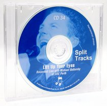 Album Image for Rcm Volume F: Supplement 34 Lift Up Your Eyes (Split Trax) (942-955) - DISC 1