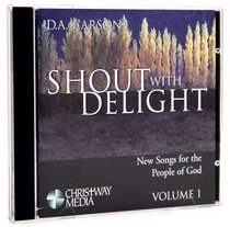 Album Image for Shout With Delight - DISC 1
