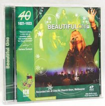 Album Image for Rcm Volume G: Supplement 40 Beautiful One (1021-1033) - DISC 1