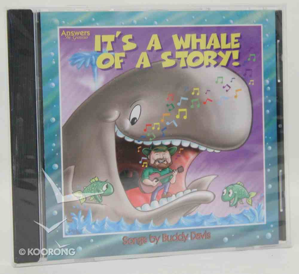 It's a Whale of a Story CD