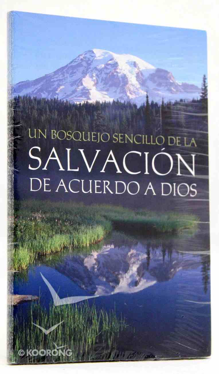 Spanish Tract Pack (25 Pack) Booklet