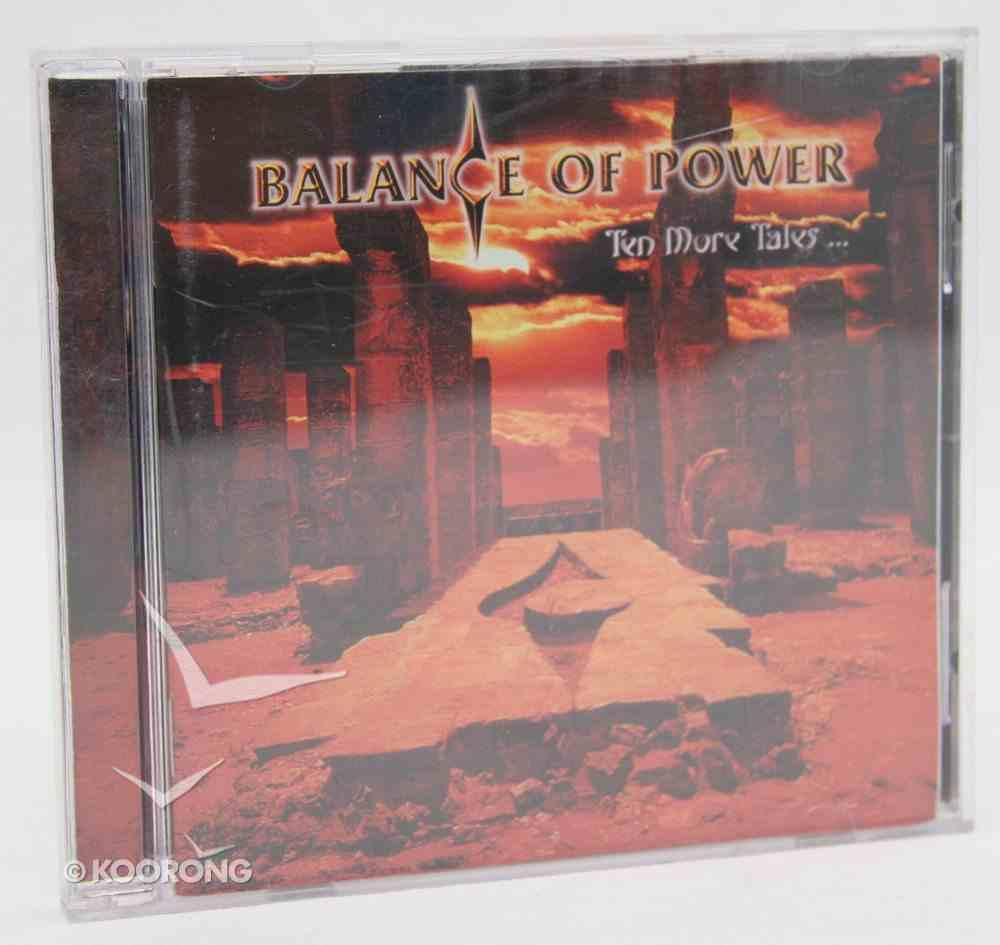 Ten More Tales of Grand Illusion CD