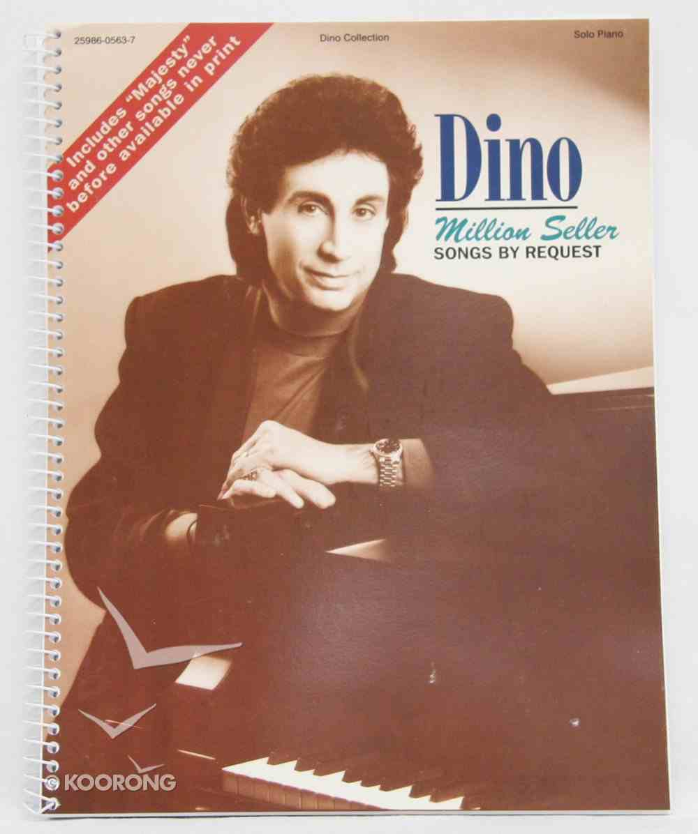 Dino Collection (Music Book) Spiral