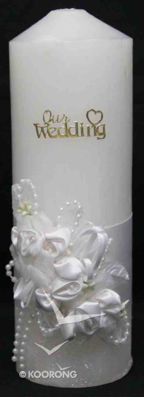 Wedding Candle General Gift