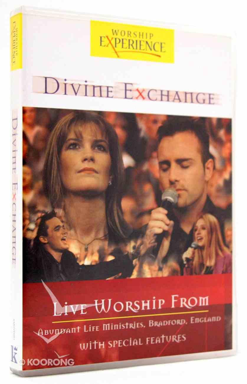 Worship Experience: Divine Exchange DVD