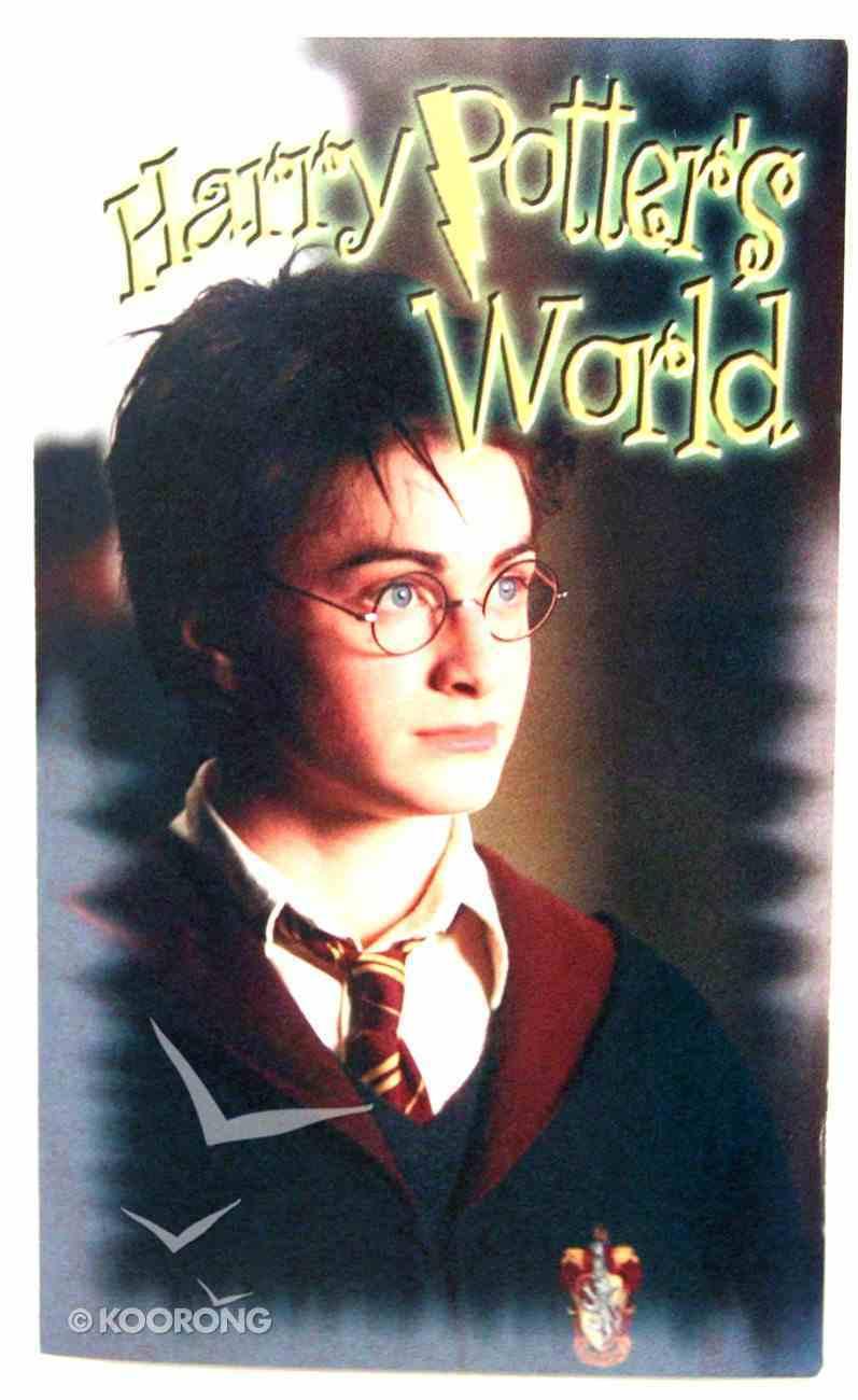 Harry Potter's World (20 Pack) Booklet