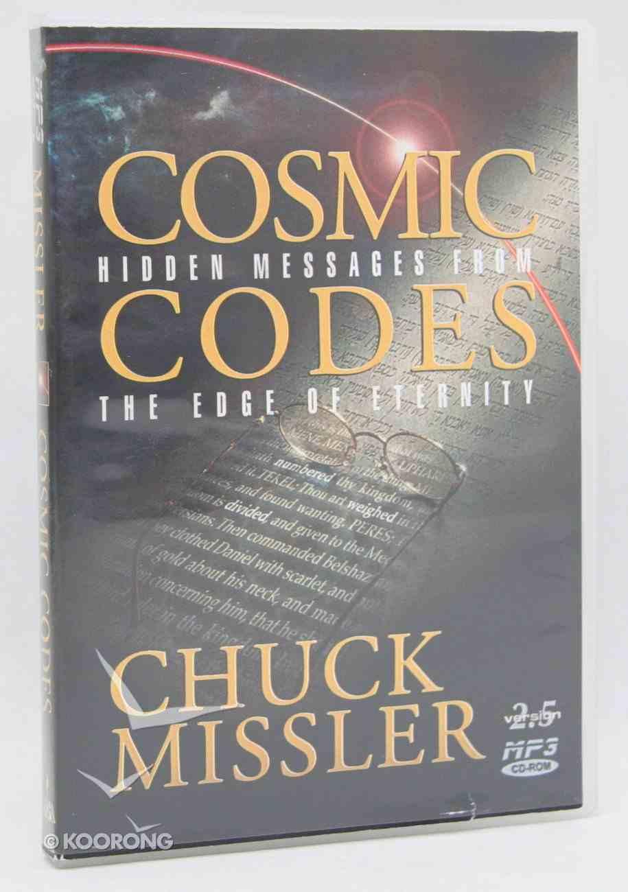 Cosmic Codes Win/Mac Cd-Rom MP3 CD-rom