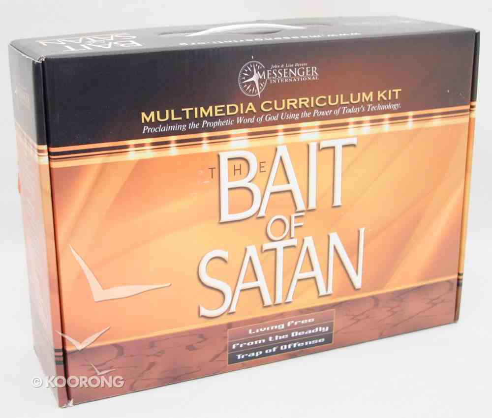 Video Bait of Satan Curriculum Kit Video