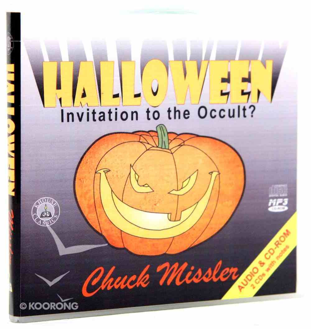 Halloween: Invitation to Occult CD
