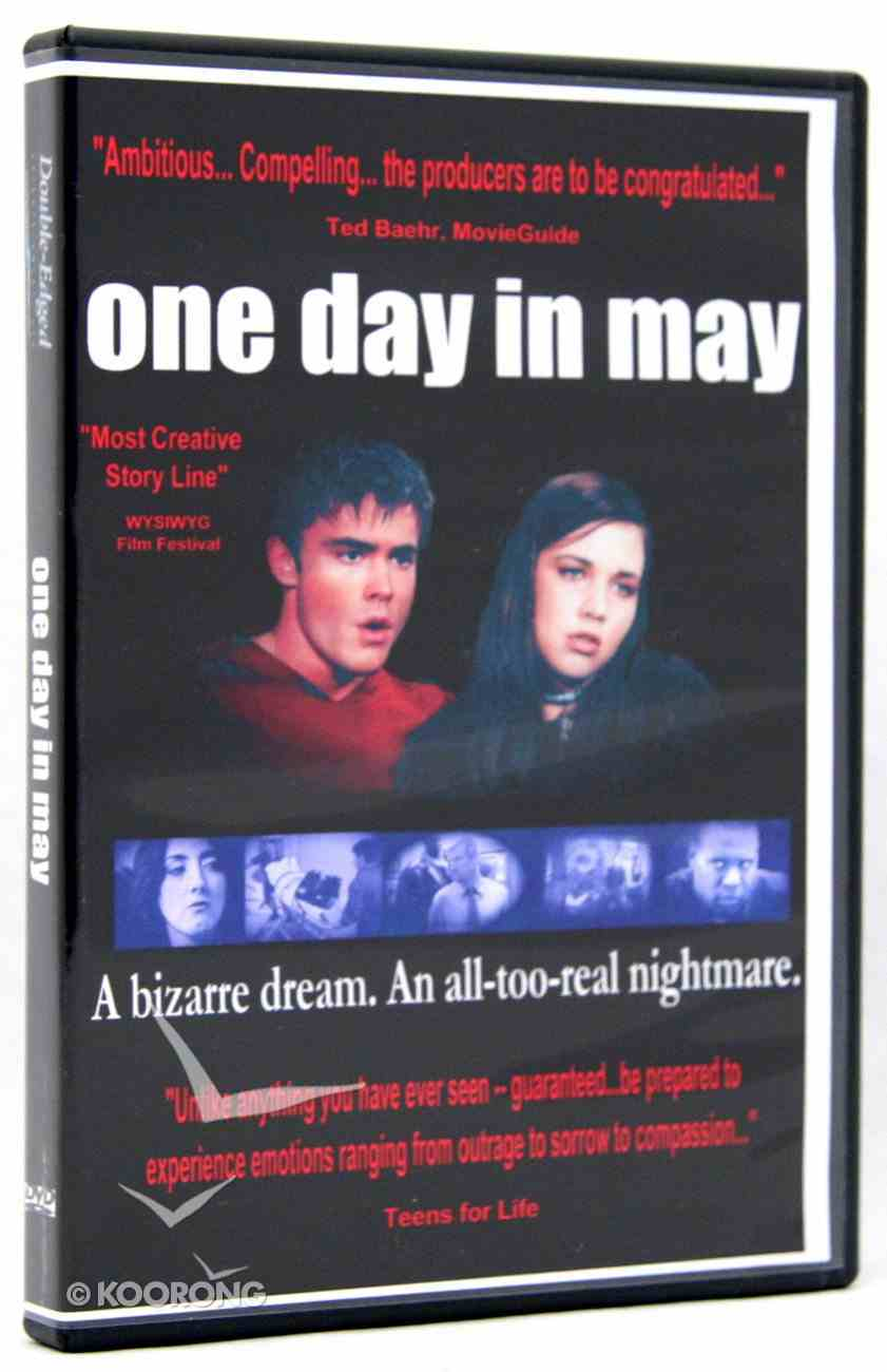 One Day in May DVD