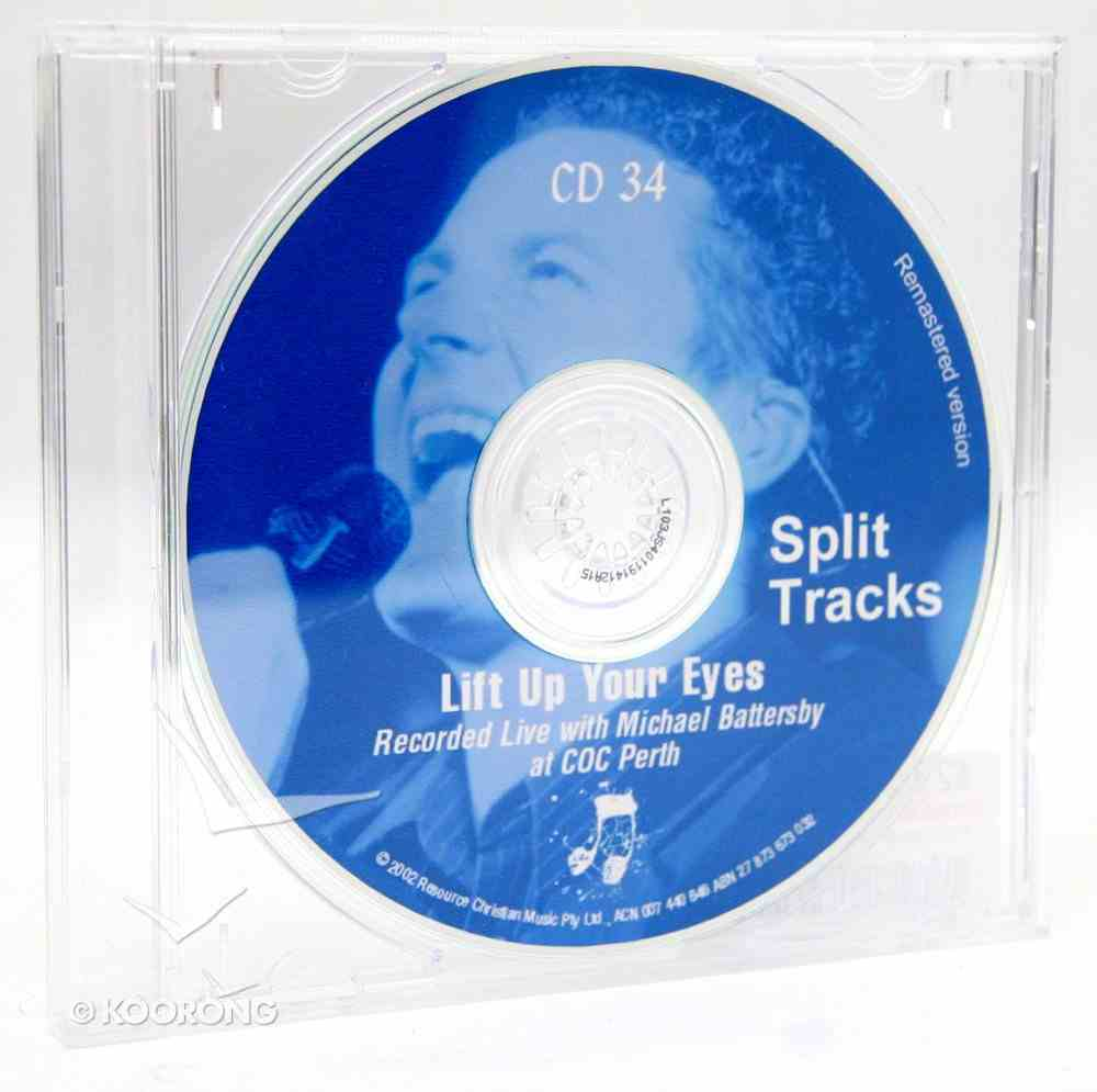 Rcm Volume F: Supplement 34 Lift Up Your Eyes (Split Trax) (942-955) CD