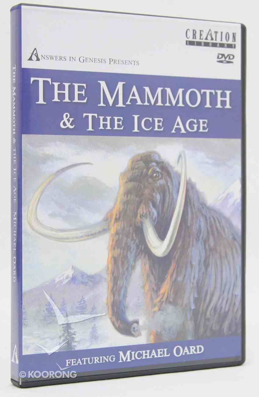 The Mammoth and the Ice Age DVD