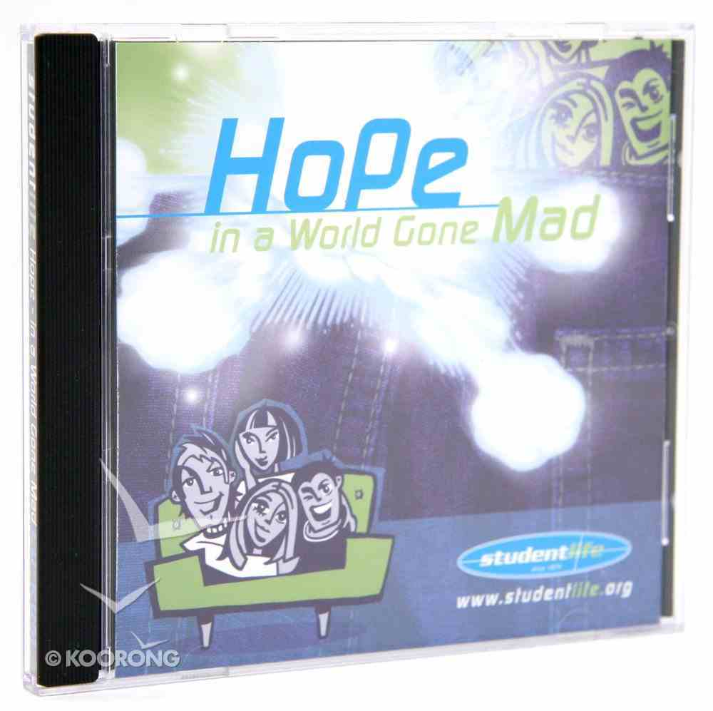 Hope in a World Gone Mad CDROM CD-rom