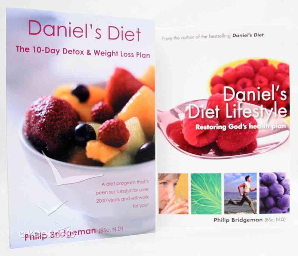 Daniel's Diet + Daniel's Diet Lifestyle Two Book Pack Paperback