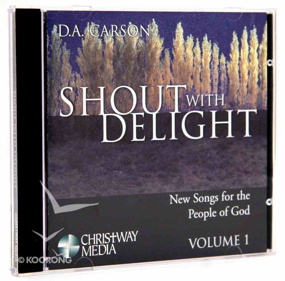 Shout With Delight CD