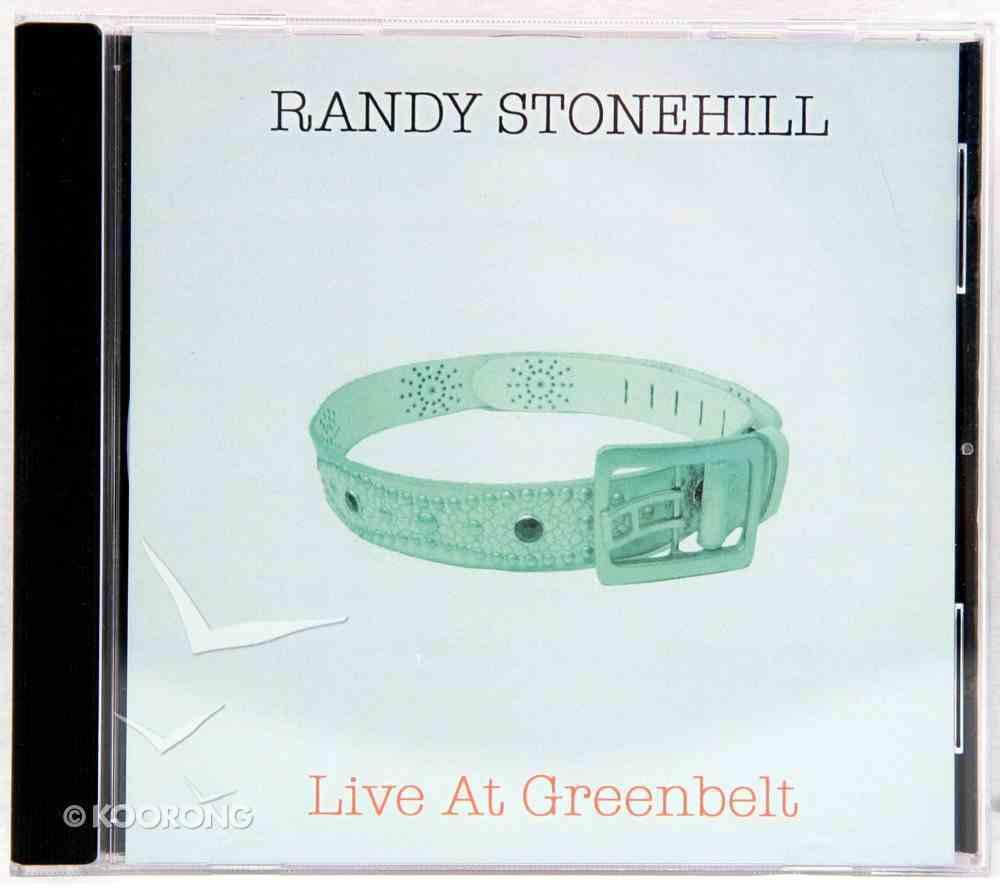 Live At Greenbelt CD