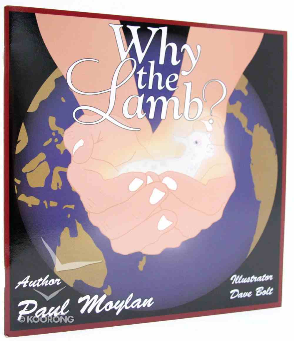 Why the Lamb? (Book And Audio Cd/cdrom Pack) Pack