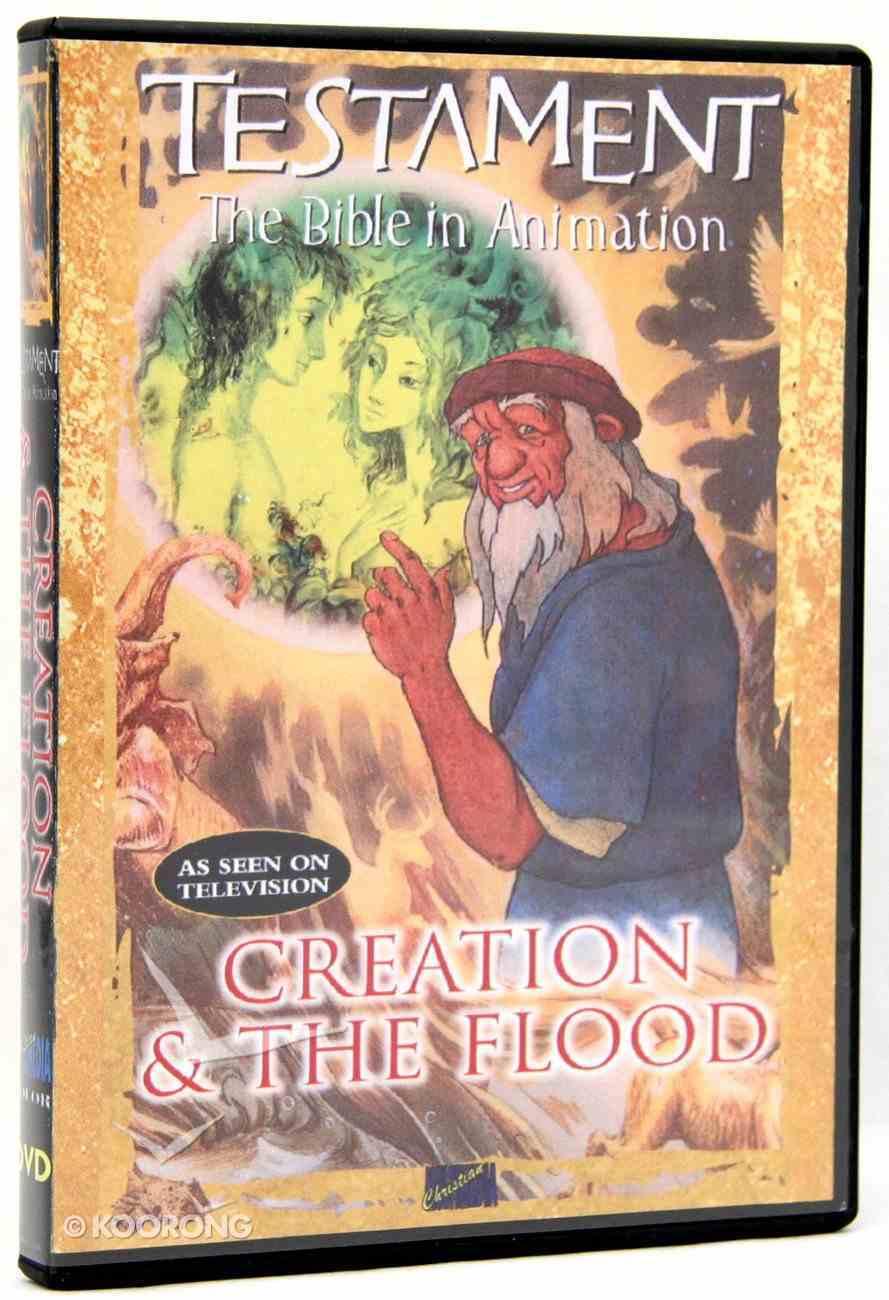 Testament: Creation & the Flood DVD