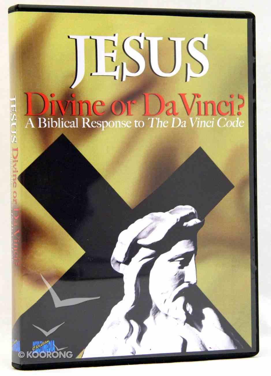 Jesus Divine Or Da Vinci? DVD
