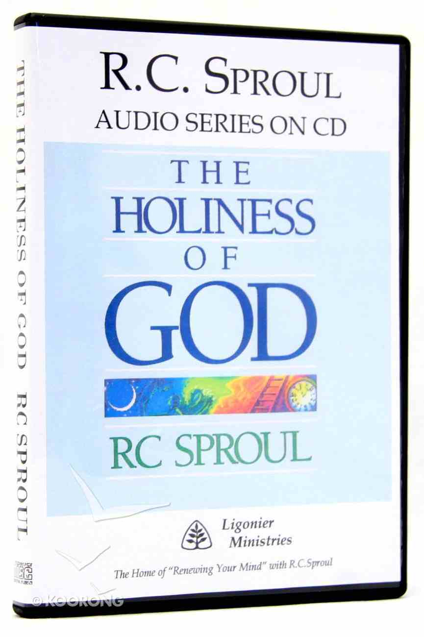 The Holiness Of God R C Sproul Audio Series By R C Sproul Koorong