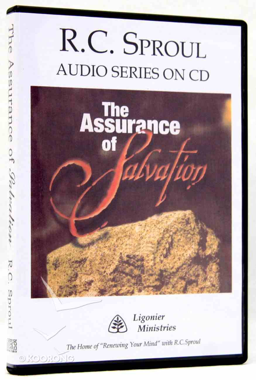 The Assurance of Salvation (R C Sproul Audio Series) CD