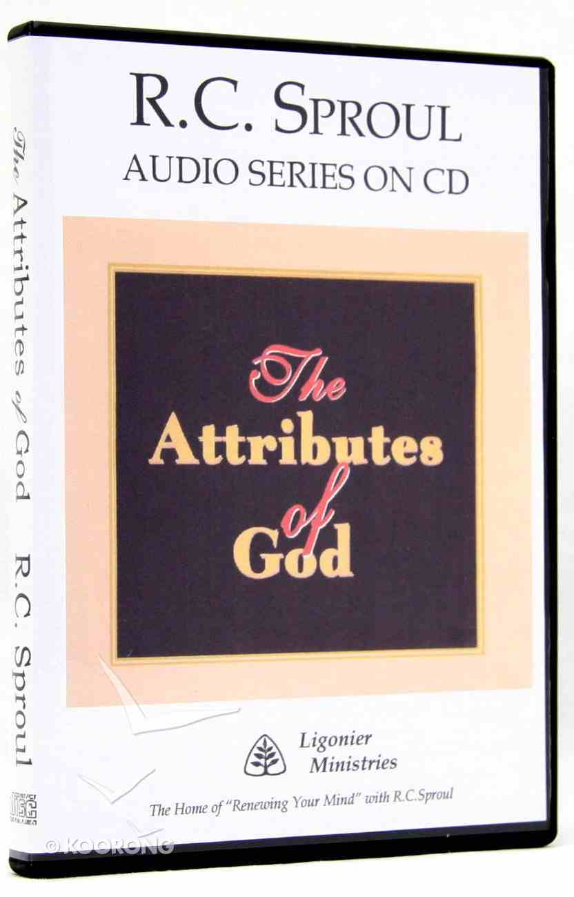 The Attributes of God (R C Sproul Audio Series) CD