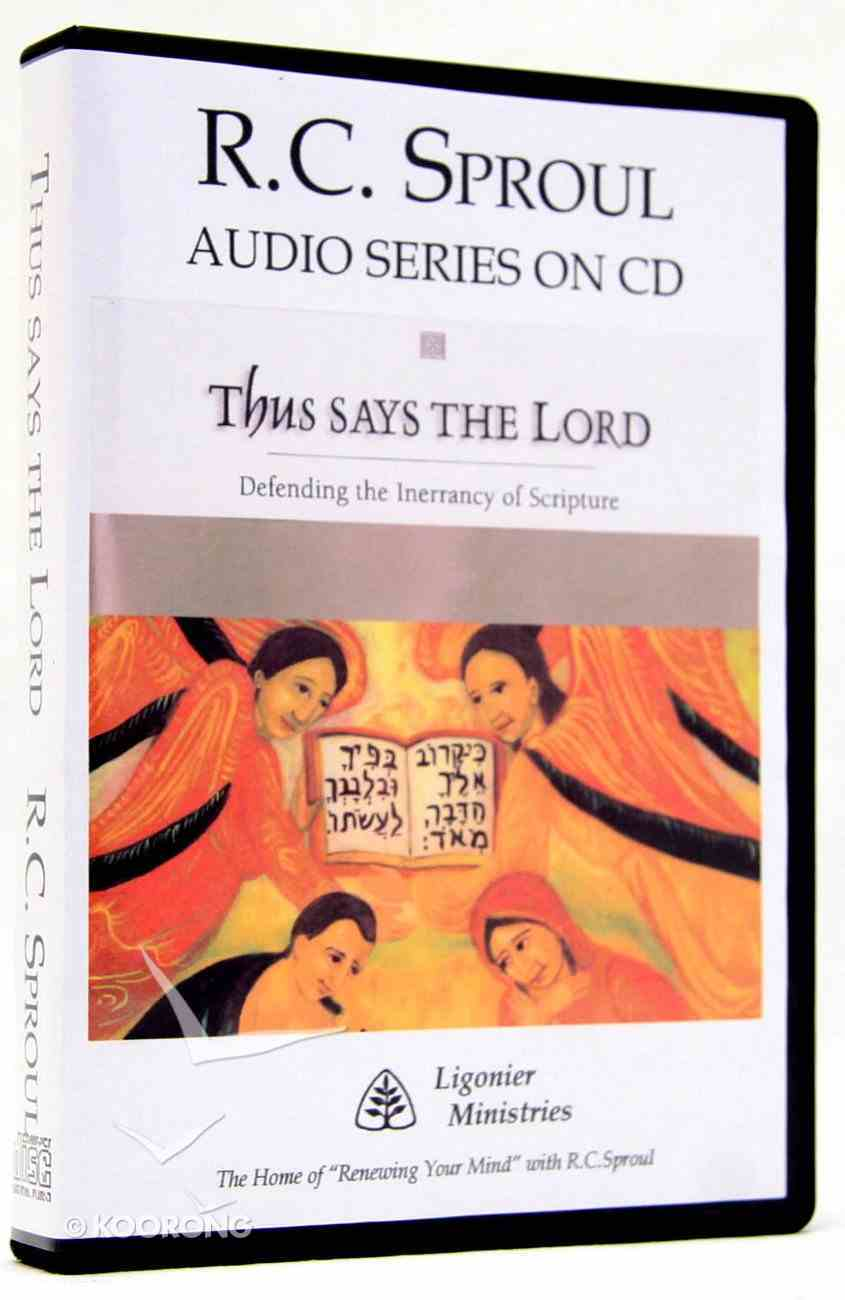 Thus Says the Lord (R C Sproul Audio Series) CD