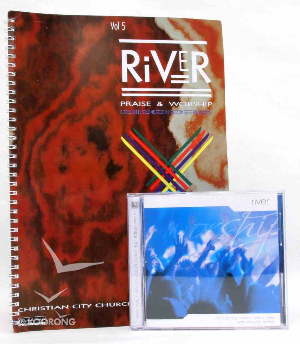 River Cd/Music Book Pack Pack