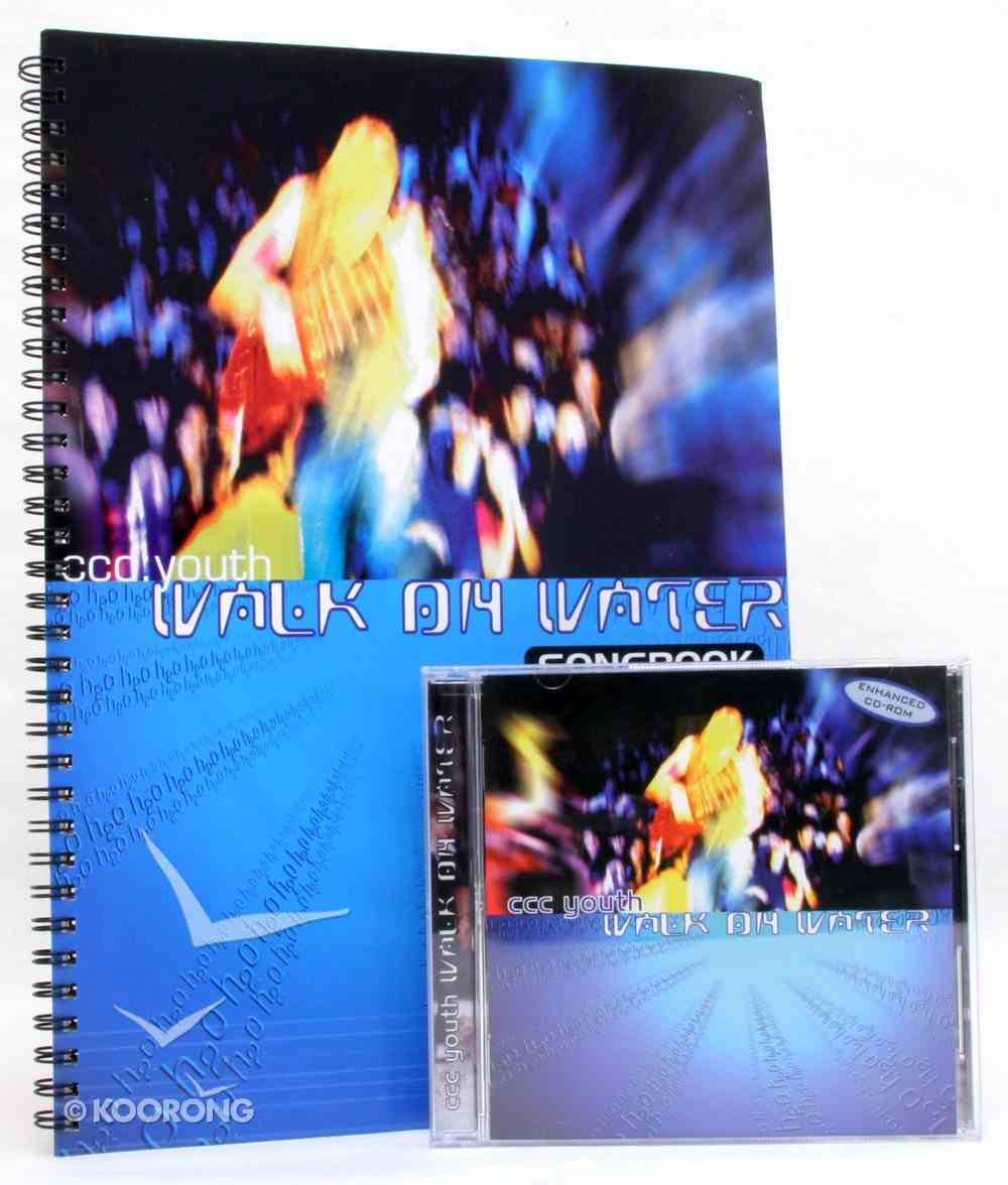 Walk on Water Cd/Music Book Pack Pack
