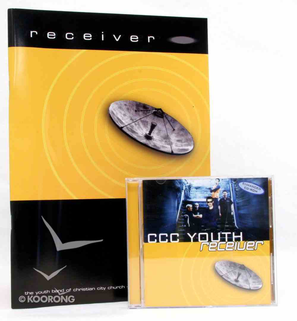 Receiver Cd/Music Book Pack Pack