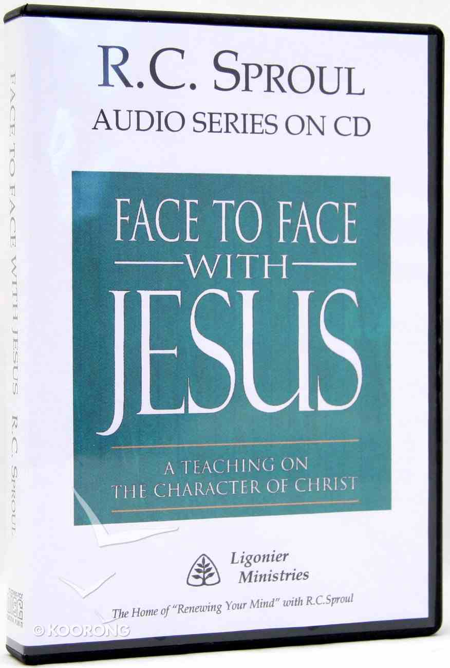 Face to Face With Jesus (R C Sproul Audio Series) CD