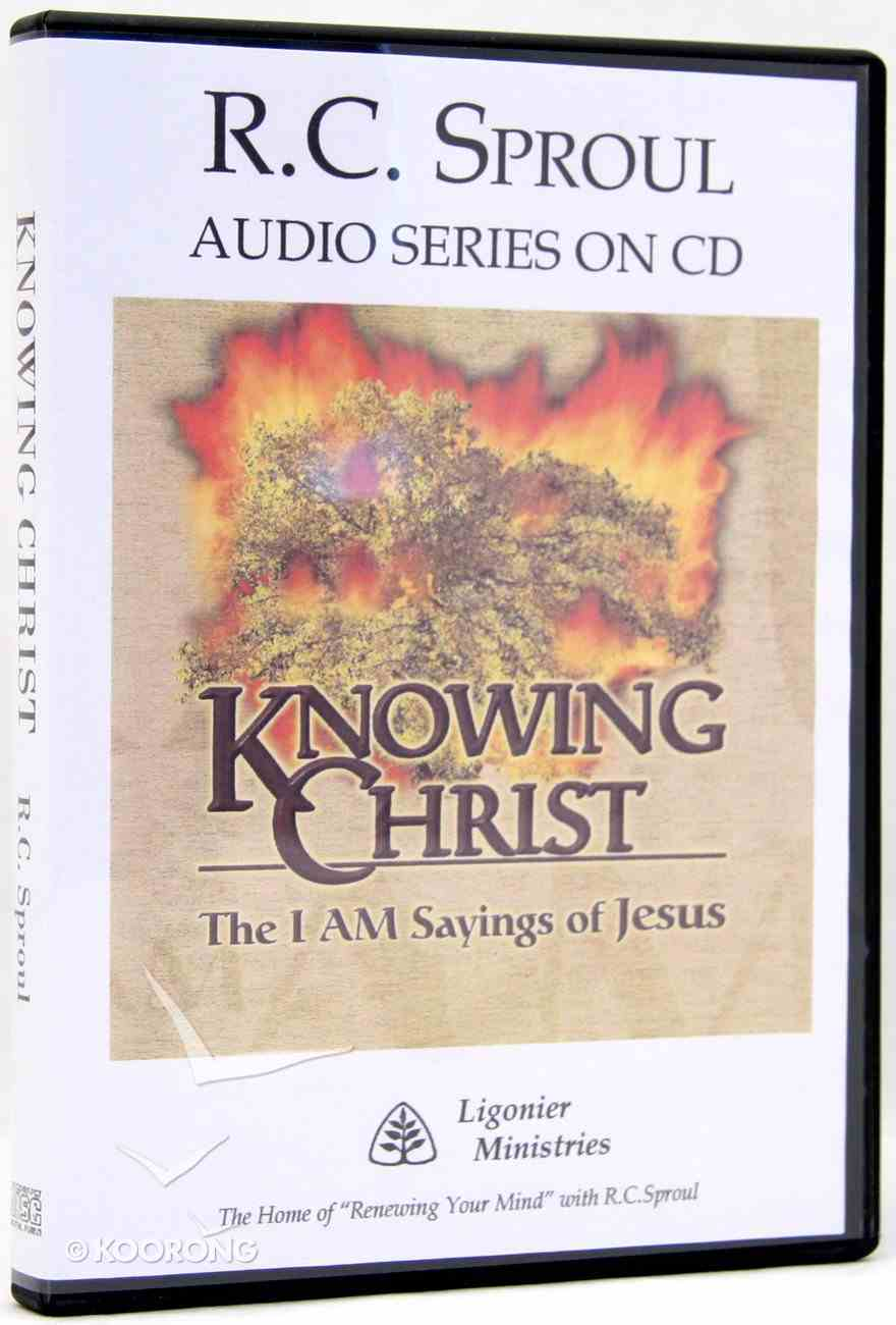 Knowing Christ (R C Sproul Audio Series) CD