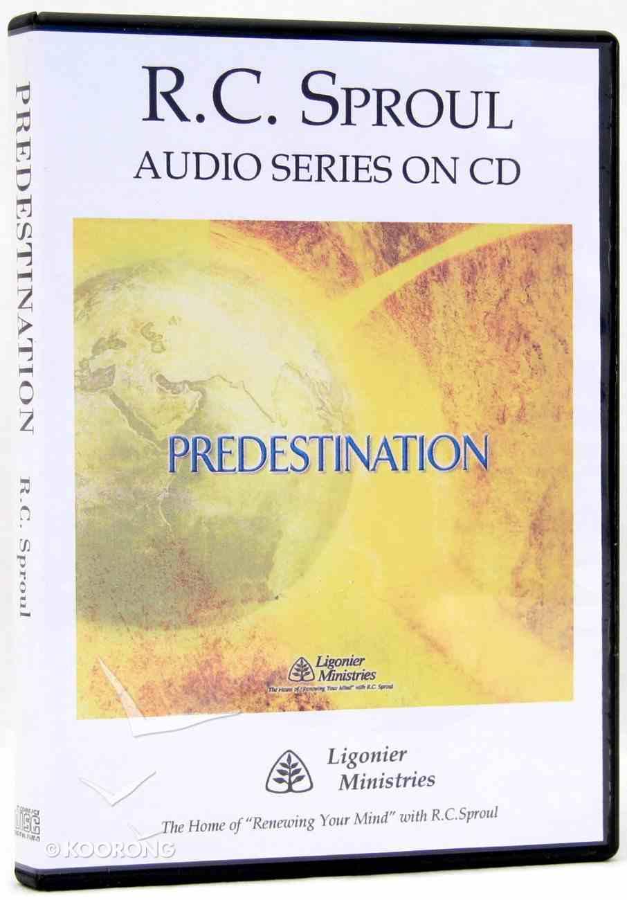 Predestination (R C Sproul Audio Series) CD