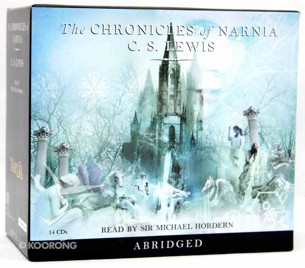 The Chronicles of Narnia (Boxed Set) (Chronicles Of Narnia Audio Series) CD