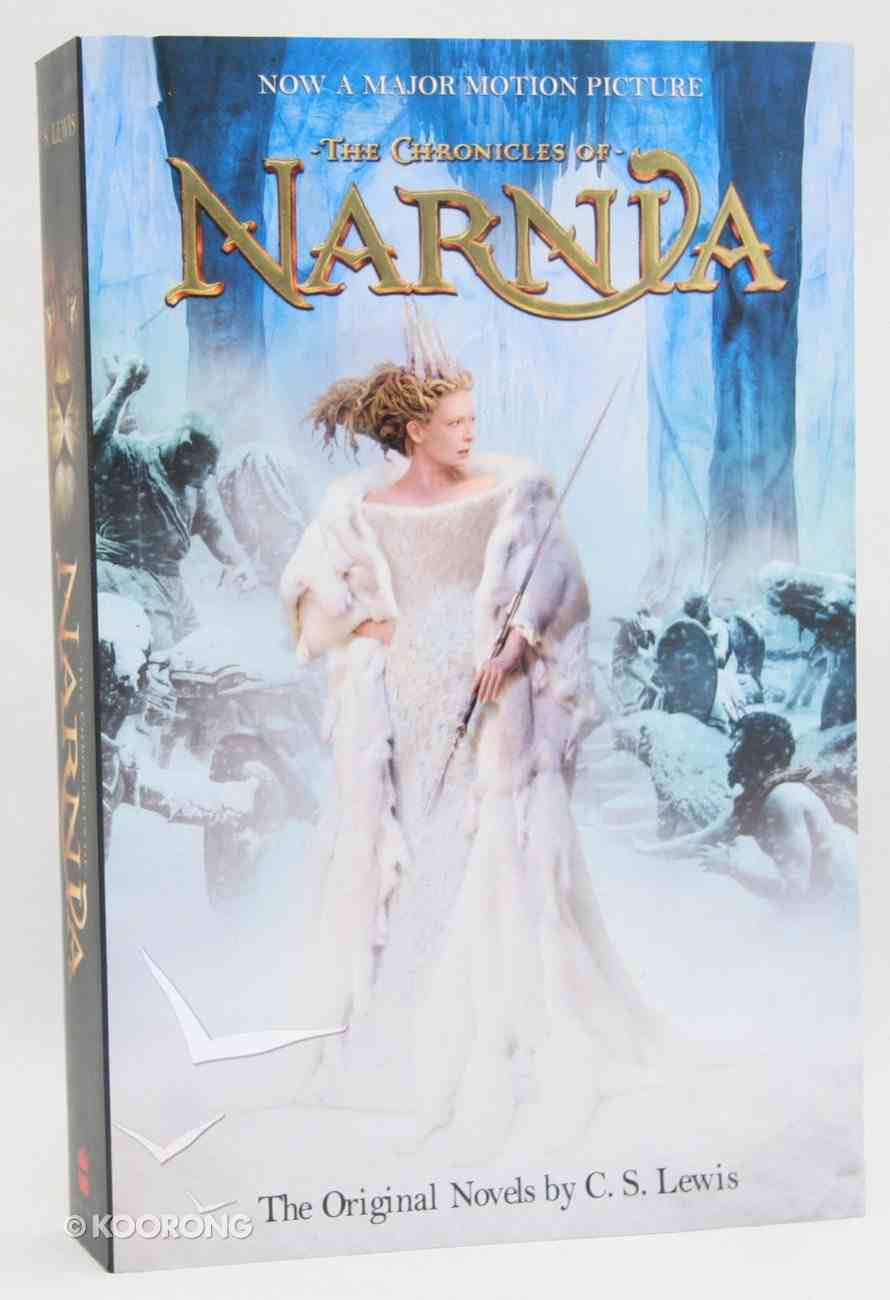 The Chronicles of Narnia (7-In-1 Volume) (Chronicles Of Narnia Series) Paperback