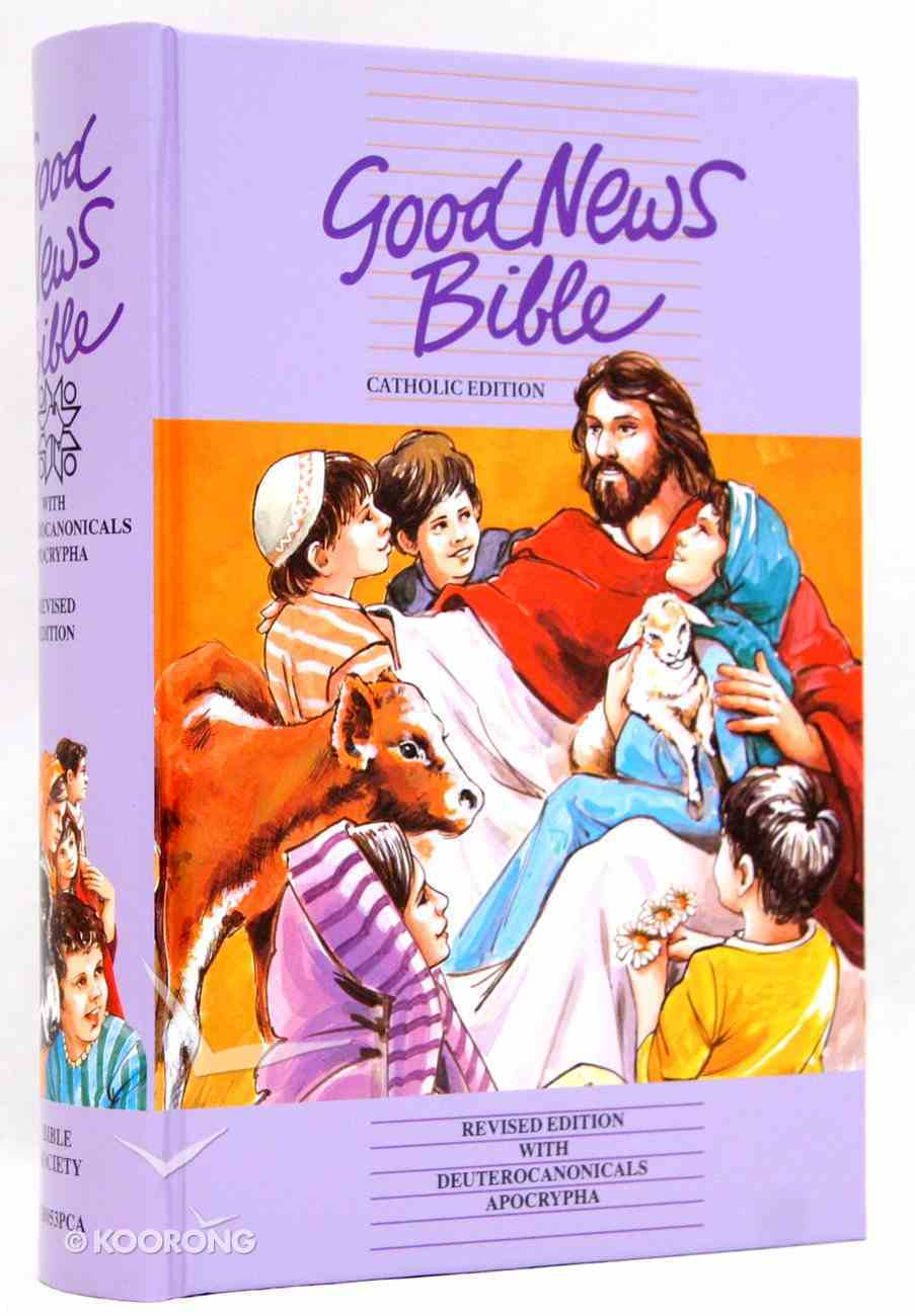 GNB Catholic Children's Illustrated Hardback