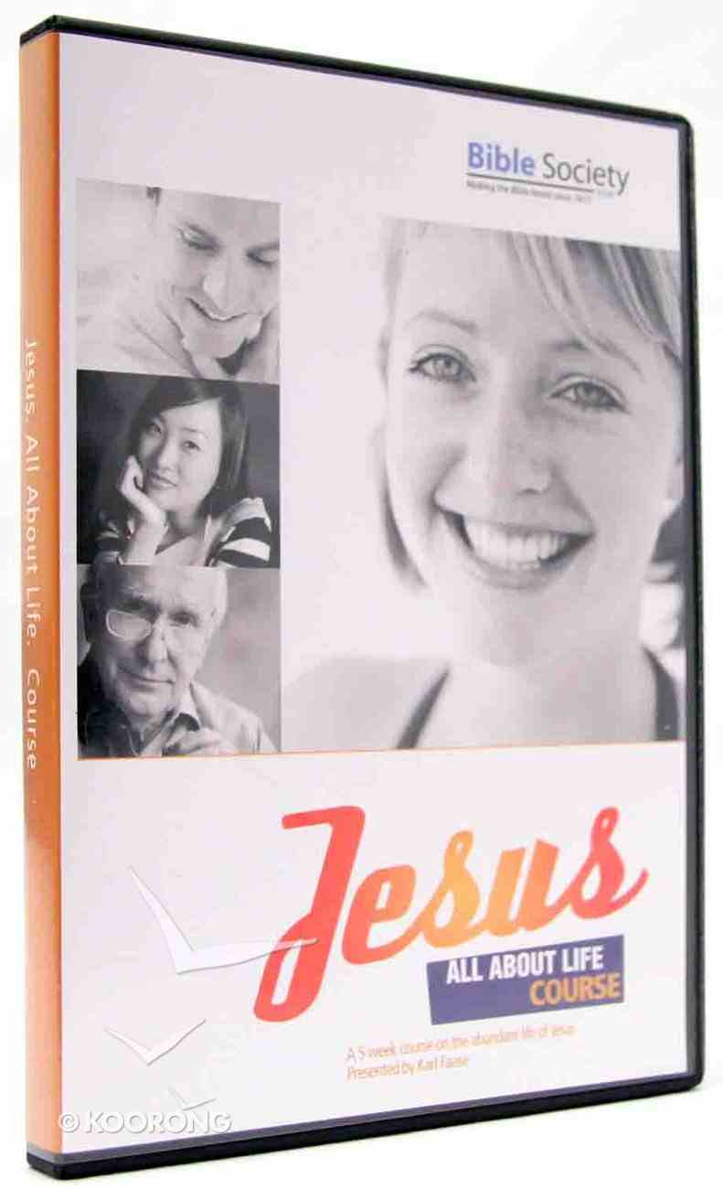 Jesus All About Life 5 Week Course DVD DVD