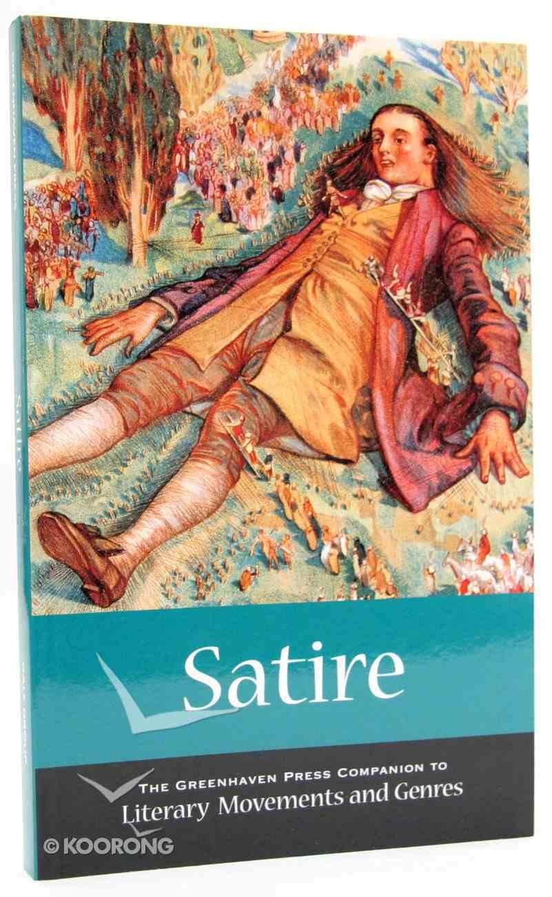 Literary Movements & Genres: Satire Paperback