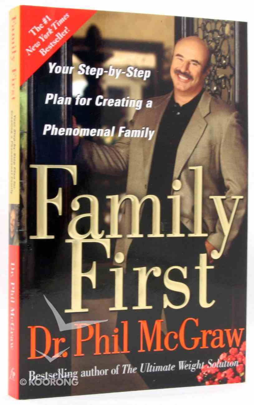 Family First Paperback