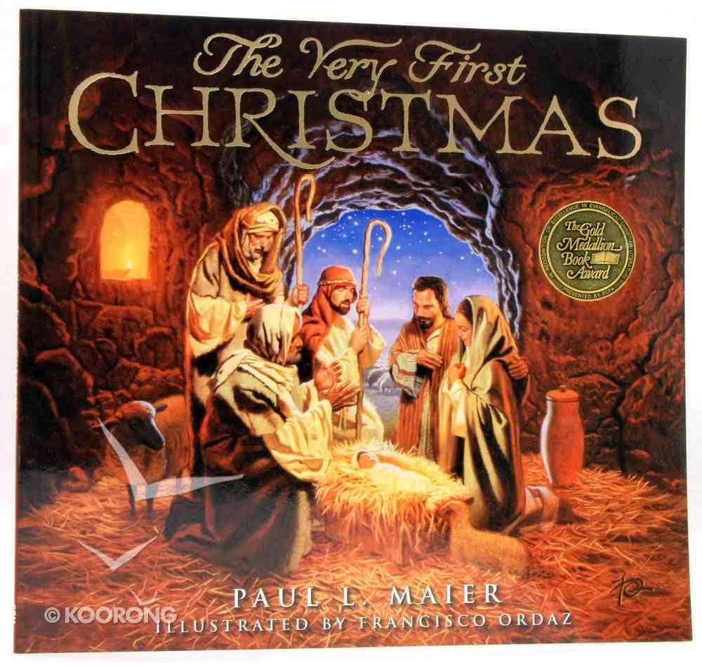 The Very First Christmas Paperback