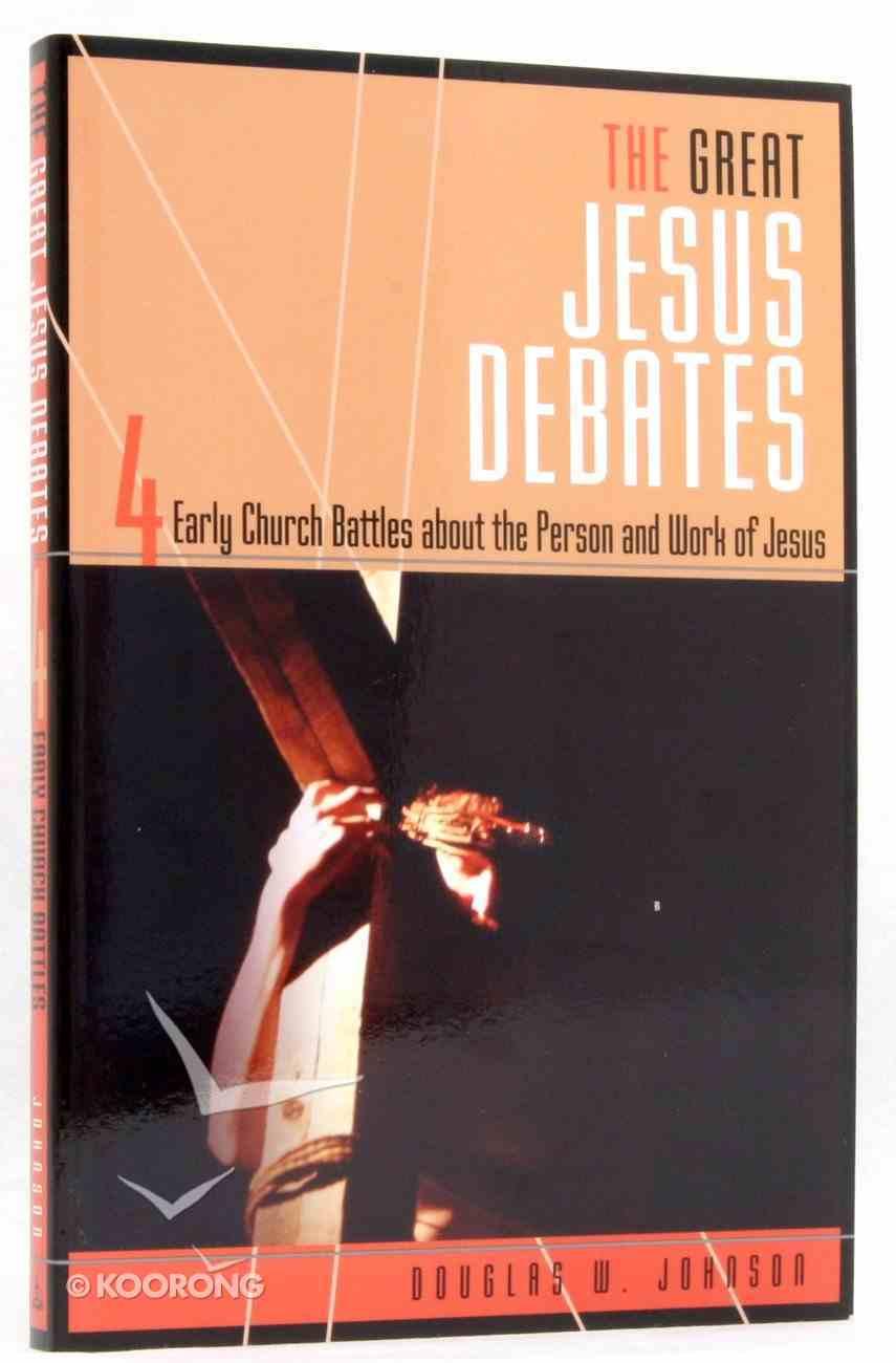 The Great Jesus Debates Paperback