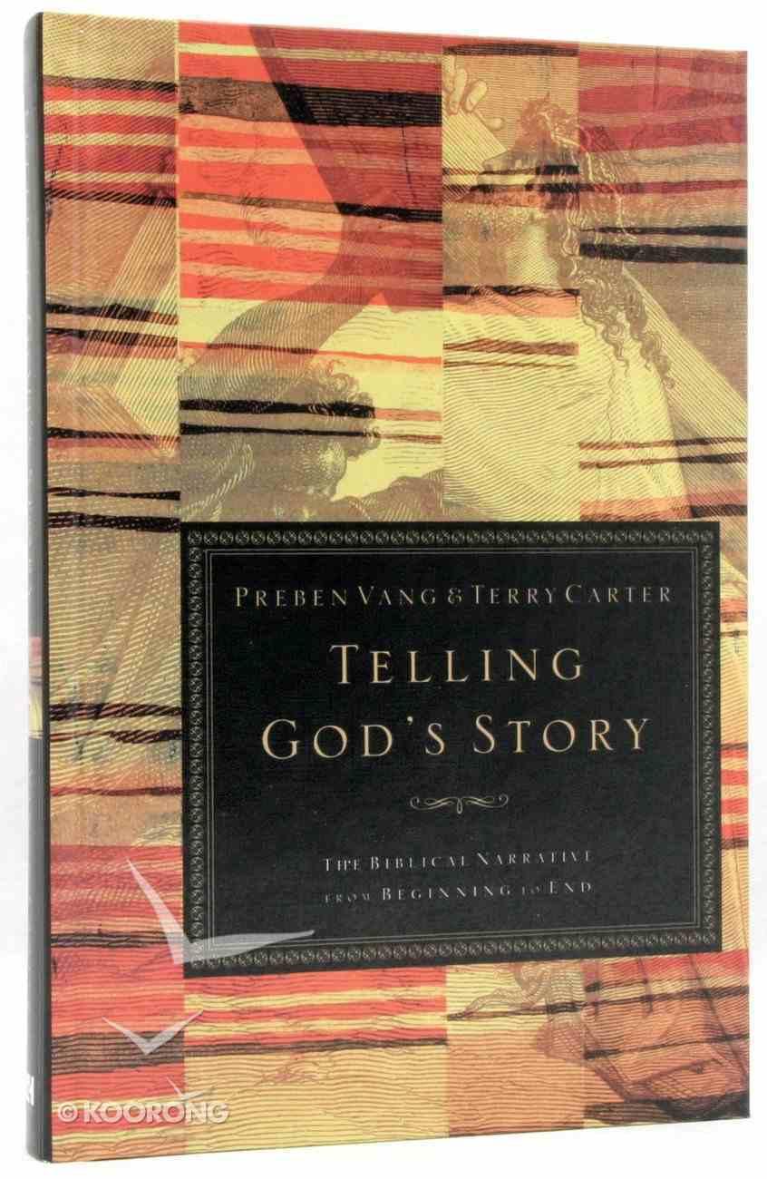Telling God's Story Hardback