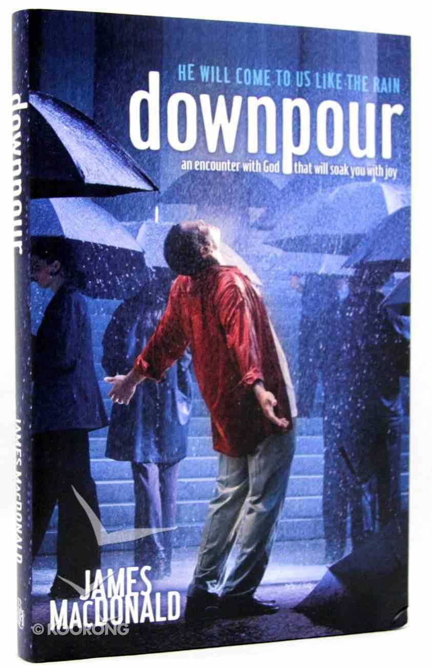Downpour Hardback