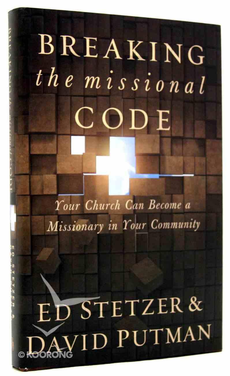Breaking Missional Code Hardback
