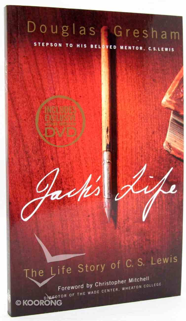 Jack's Life - Life of C.S Lewis (Includes Dvd) Paperback