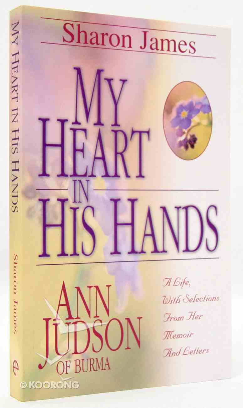 My Heart in His Hands Paperback