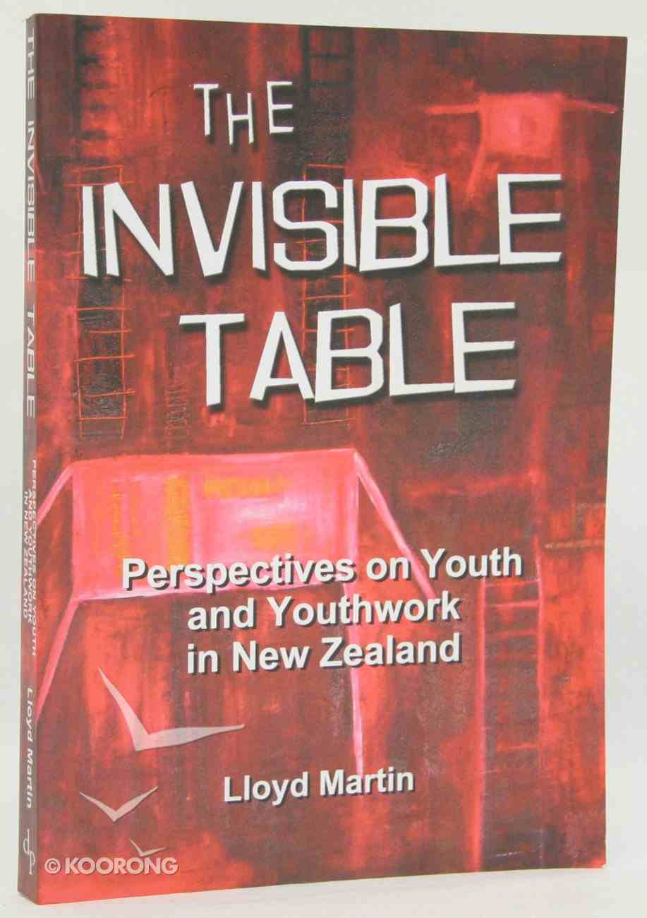 The Invisible Table Paperback
