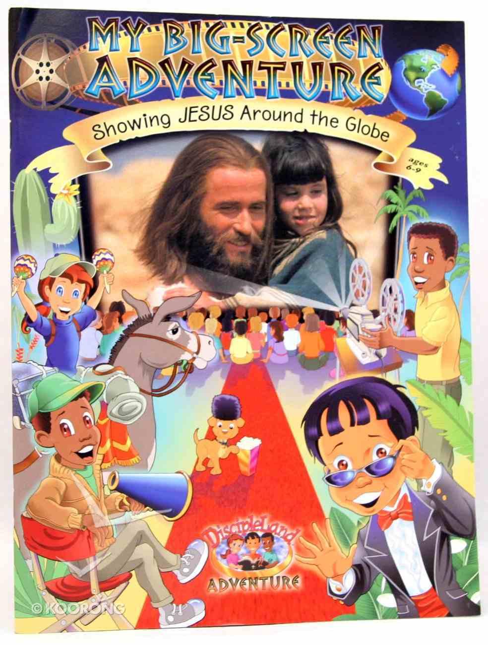 Dlc My Big-Screen Adventure Ages 6-9 (Student) (Discipleland Curriculum Series) Paperback