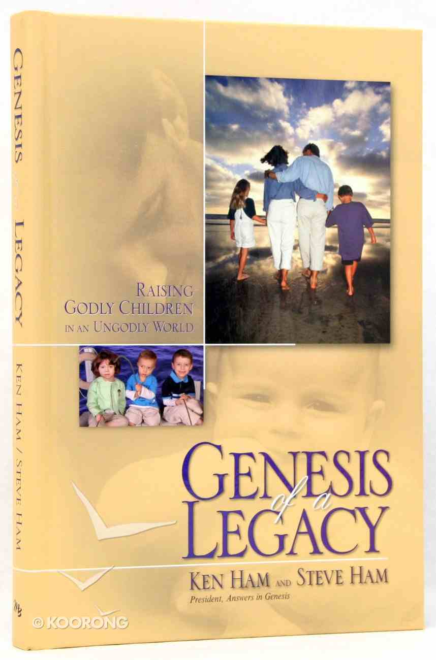 Genesis of a Legacy Hardback